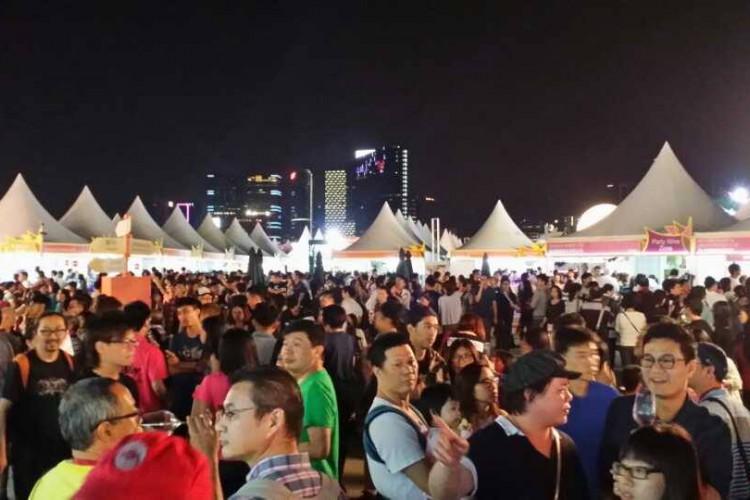 International Culture Wine & Food Festival 2014