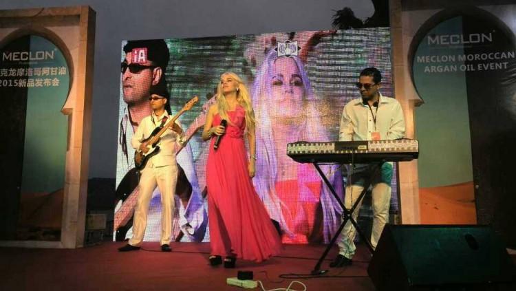 Melcon event Shenzhen Marina club