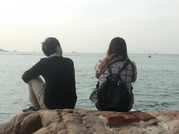 Annie and Tao Wedding. Lamma Island. Hong Kong
