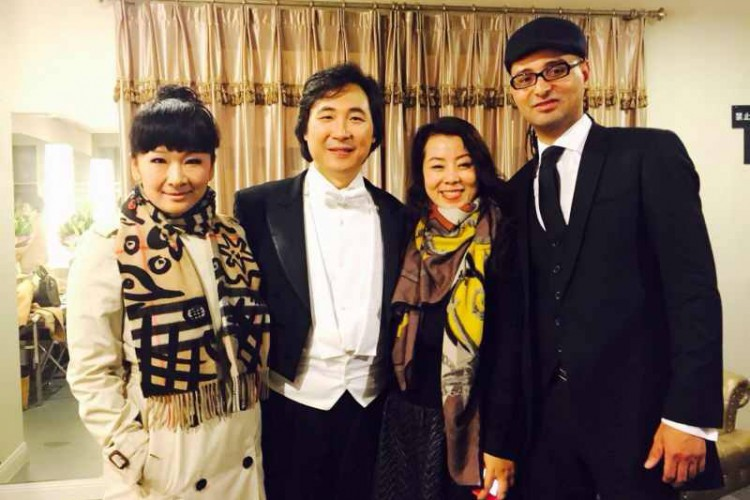Liao Chang Yong recital